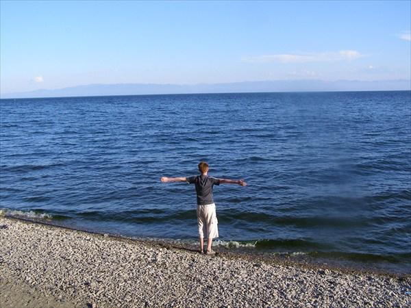 Широкое море, священный Байкал