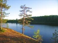 Ворошиловское озеро, Карелия
