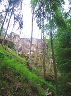 Малые скалы
