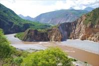 Южная Америка, дорога к Чокекирао (Choquequirao)