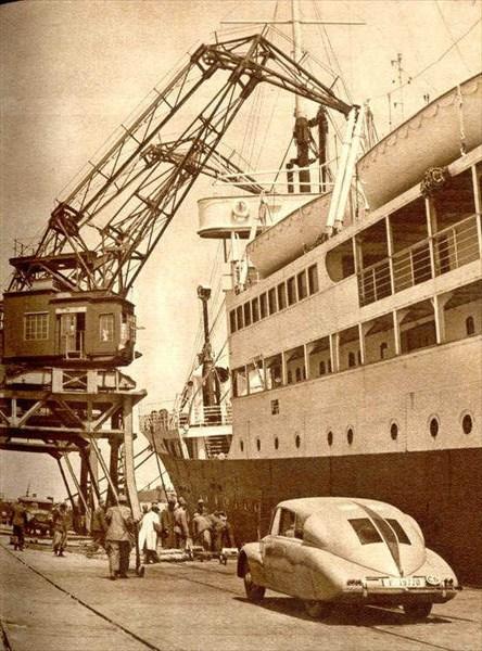 на фото: Корабль