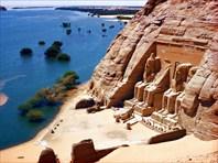 Абу-Симбел - день рождения Рамзеса II