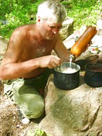 Фирменное блюдо - оладьи