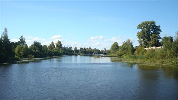 Новоладожский канал