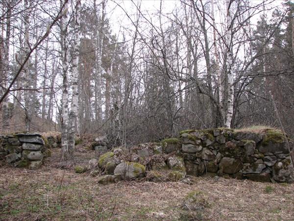 Старый финский дом