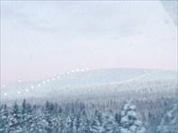Финны, Олени, Снег