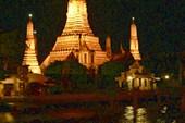 Ночная прогулка по реке Чао-Прая