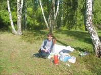 Пикник на обочине-Тюменская область