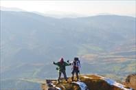 Осенний поход с Ужка до Пикуя