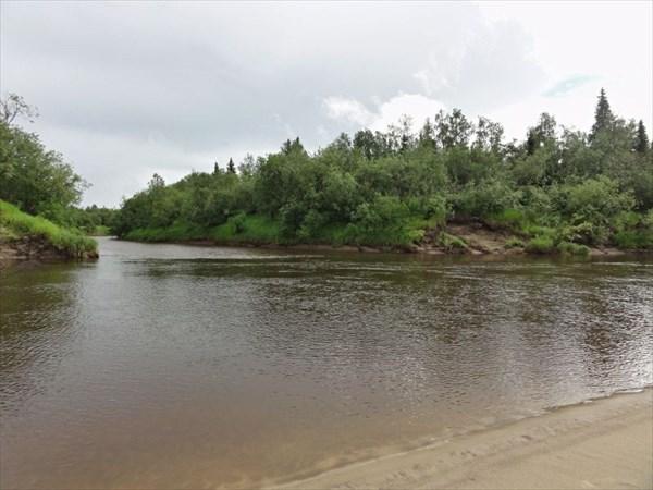Устье Харьяхи