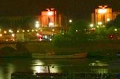 003 Париж, Сена, ночь