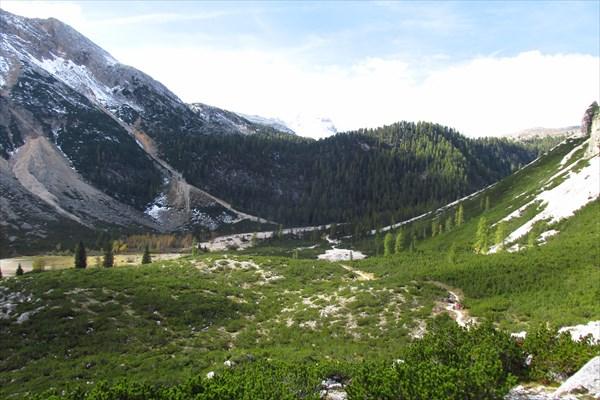 В долине Val de Mareo