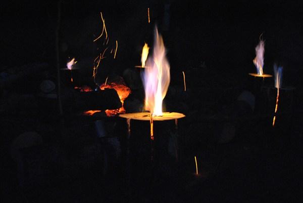 Феерия огня