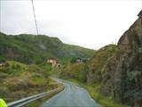 На дороге из Москинес в О.