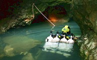 Входной сифон пещеры Мчишта