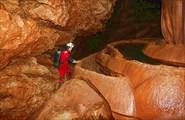 B пещере