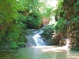 Водопад `Малыш`