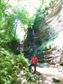 Каньён ручья Руфабго