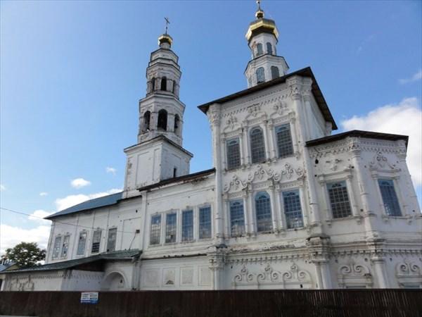Церковь Иоанна Предтечи.