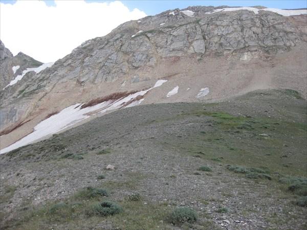 Вершина перевала