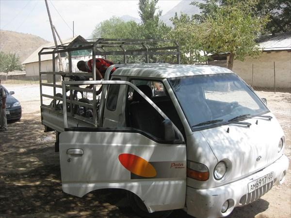 Автопроброска