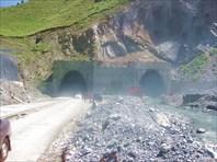 Анзобский туннель