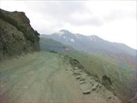 Почти вершина перевала