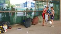 Сборы в аэропорту
