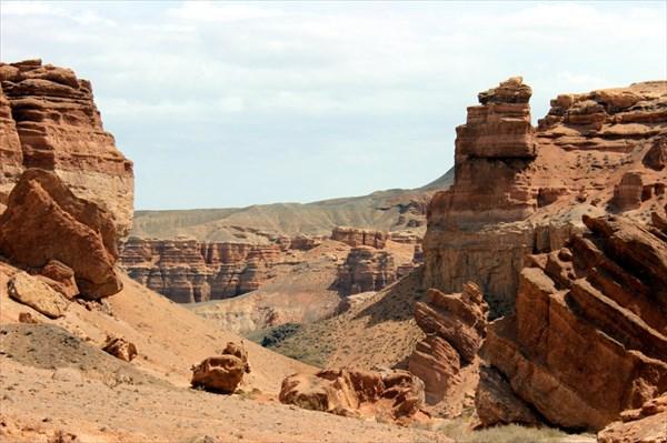 Чанский каньон