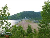 Фото. 76. Майнская ГЭС