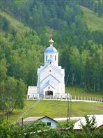 Фото. 81. Церковь в Сизой