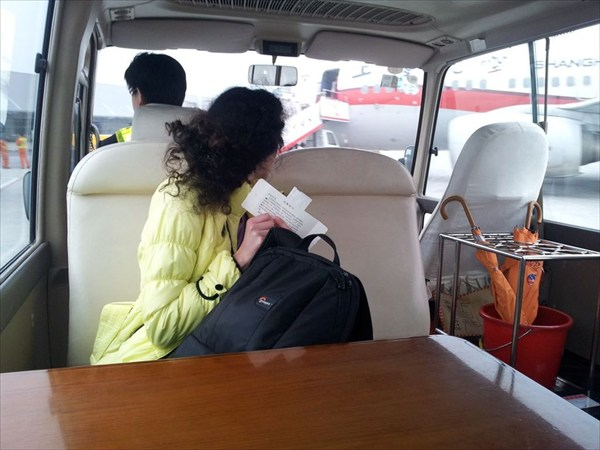 VIP транспортировка к самолету