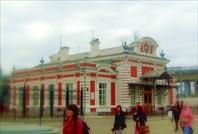 Царский павильон-город Нижний Новгород