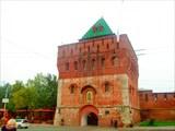 Димитровская башня