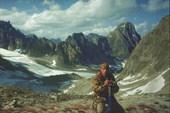 Кодар,перевал Ленинградец