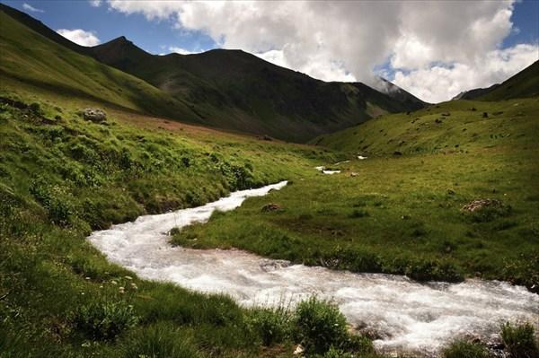 Долина реки Улу-Марка