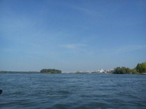 Широка река Обь