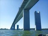 Снова мост вид снизу