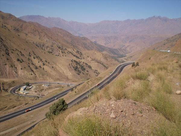 Перевал Камчик