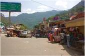 Промежуточная остановка на пути из Ришикеша в Нандпраят