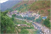 Посёлок Гхат
