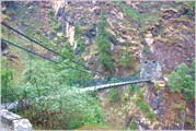 Новый мост через р. Берехи-Ганга