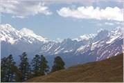 Гора Нанда Деви (7816м.)