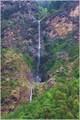 Водопад по дороге в парк «Долина цветов»