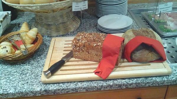 Очень вкусный хлеб
