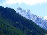 Вершина Чертова Гора