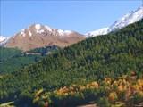 Перевал Ыбчик (Карачай-Ауш)