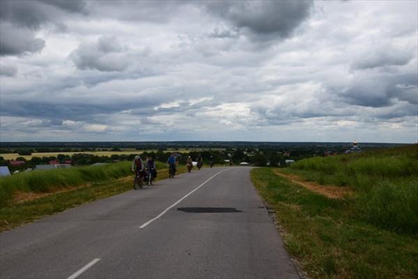 Дорога в Константиново