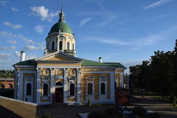 Собор Иоанна Предтечи в Зарайском кремле