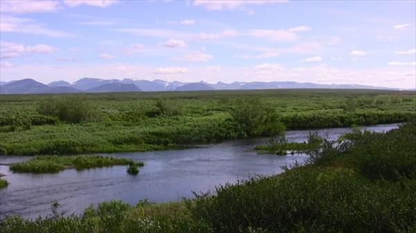 Река Талбейяха